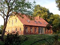 Ferienwohnung in der Backsteinscheune Starkow